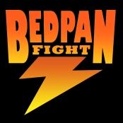Bedpan Fight Logo